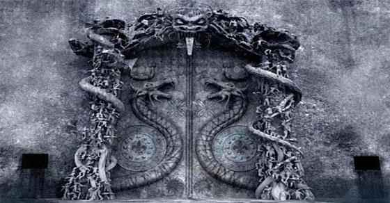 Padmanabhaswamy Door