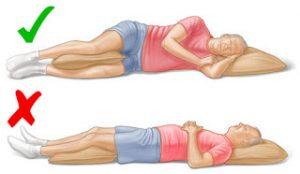 Sleeping Position