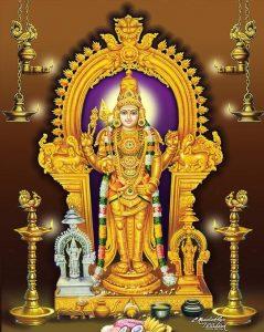 Tiruchendur-Murugan