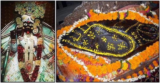 nidhivan krishna temple