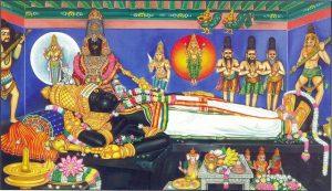 Surutapalli temple