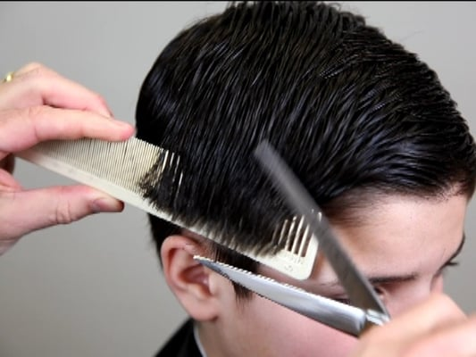 hair cutting