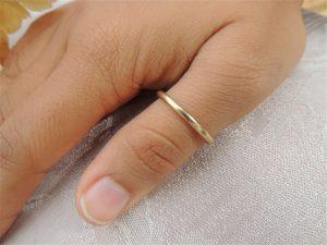 thumb finger ring