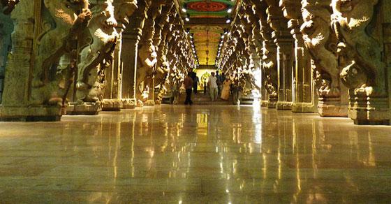 meenatchi amman temple
