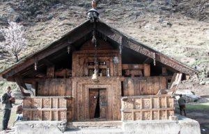 Uttarkashi dhuriyodhana temple