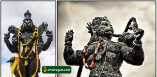 sani and hanuman