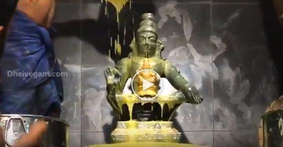 Ayyappan nei abishegam