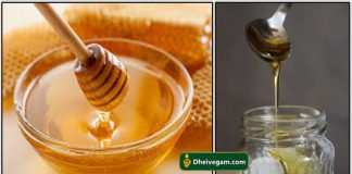 Pure honey test in tamil