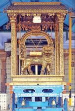 Thambirati amman Goddess Ther