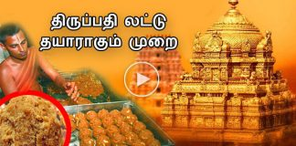 Thirupathi laddu