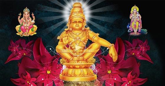Sabarimalai Ayyappan God