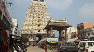 Somas kandhar temple