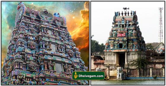 Kovil Gopuram