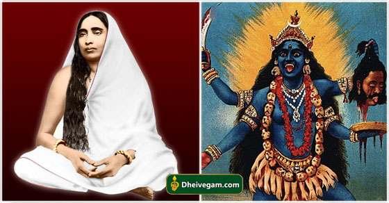 Kaali and saradha