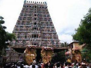 Mayuranadhar temple