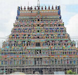 Thiruvarur Temple