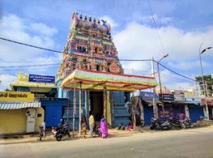 Vazhakarutheeswarar Temple