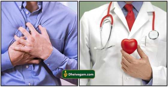 Heart pain(maradaippu)