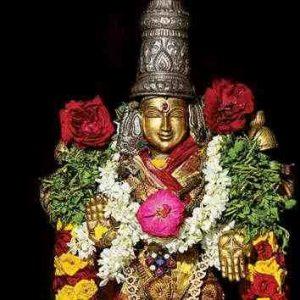 Goddess Varalaxmi