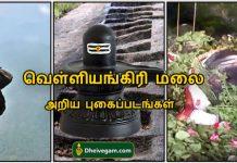 Velliyangiri hills images