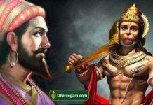 Sivaji and Hanuman