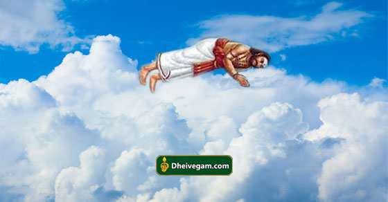 Siddhar flying video