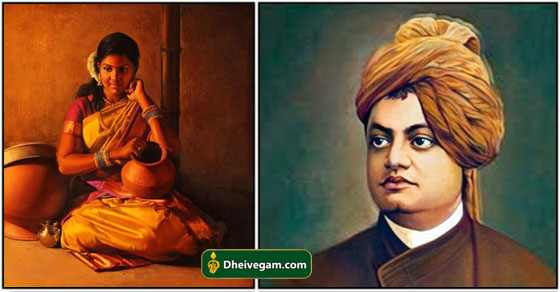 Vivekanandar and tamil people