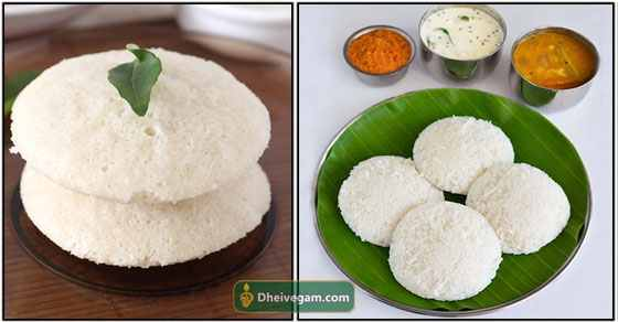 idli recipe in tamil language