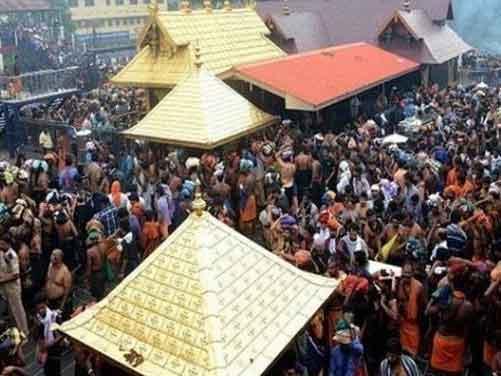 Sabarimala temple opening date