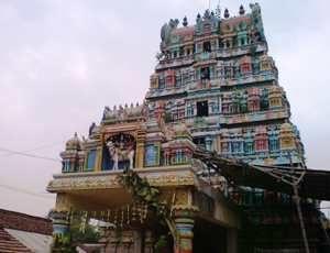 Agneeswarar temple