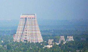 Srirangam Ranganathaswamy temple