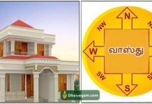 Vasthu tips in Tamil