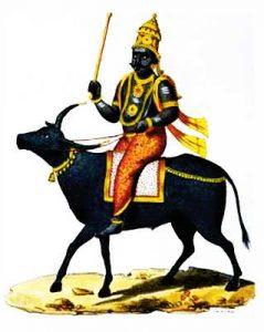 Yama Dharmaraja