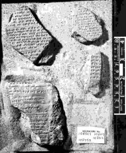 hittite inscription