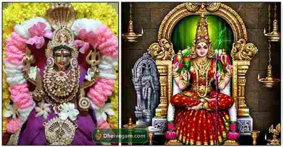 bhuvaneswari amman