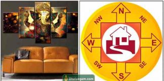 vasthu wall pictures