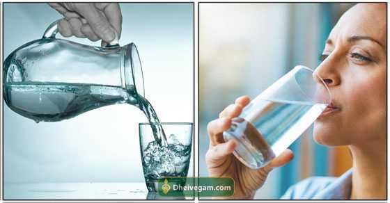 water-drinking-procedure
