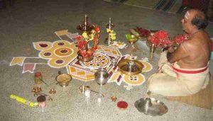 bhagavathi poojai