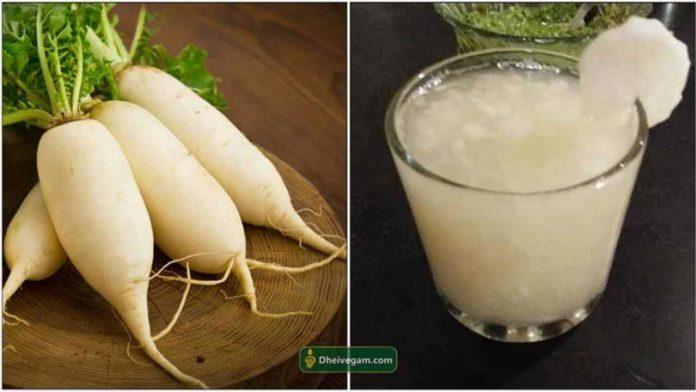 mullangi-juice