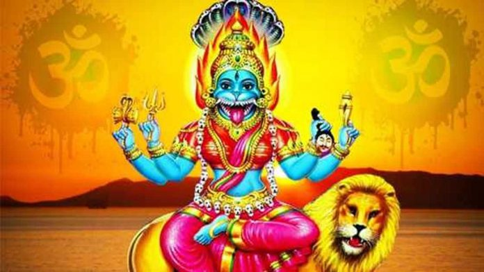 Prathyangara-devi
