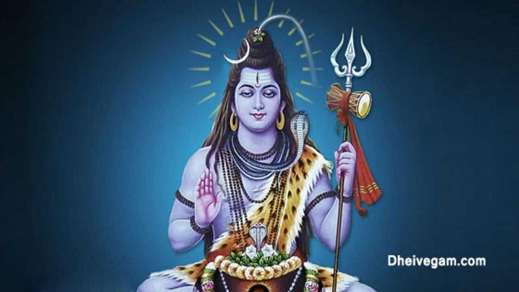 Sivan-God