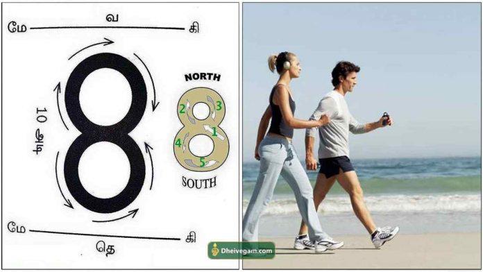 8 walk