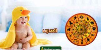 Bharani baby names