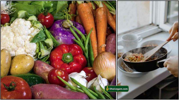vegitables-cook