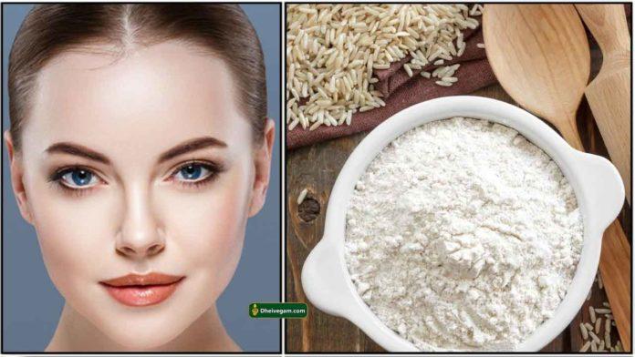 face-rice-flour