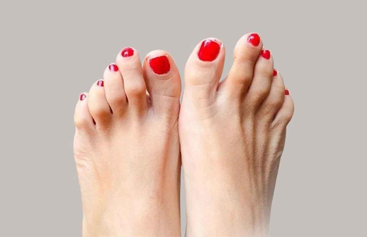 foot-fingers