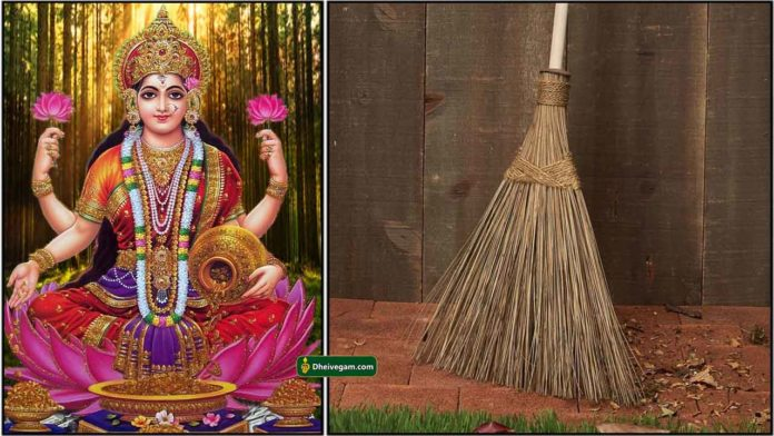 lakshmi-broom