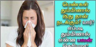 sneeze-thummal