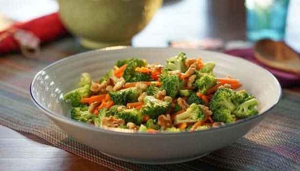 Broccoli-carrot