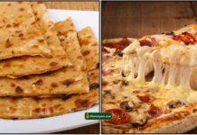 cheese-chappathi-pizza